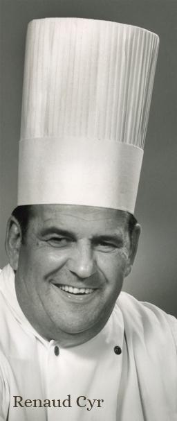 Renaud Cyr - Chef